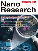 Nano Research journal cover