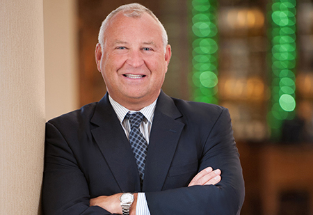 Hilton Hotels executive Joseph Berger to present Burtenshaw Lecture March 22.