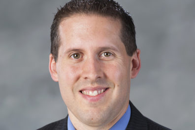 Rob Crossler, Carson College of Business, assistant professor of information systems
