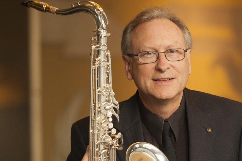Greg Yasinitsky, director of WSU's School of Music