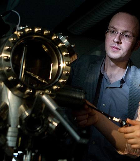 Researchers use single-atom catalyst, convert CO to CO2 | WSU