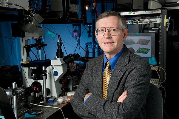 W.E. Moerner, Nobel laureate in chemistry