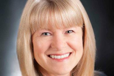 Nancy Deringer, in profile