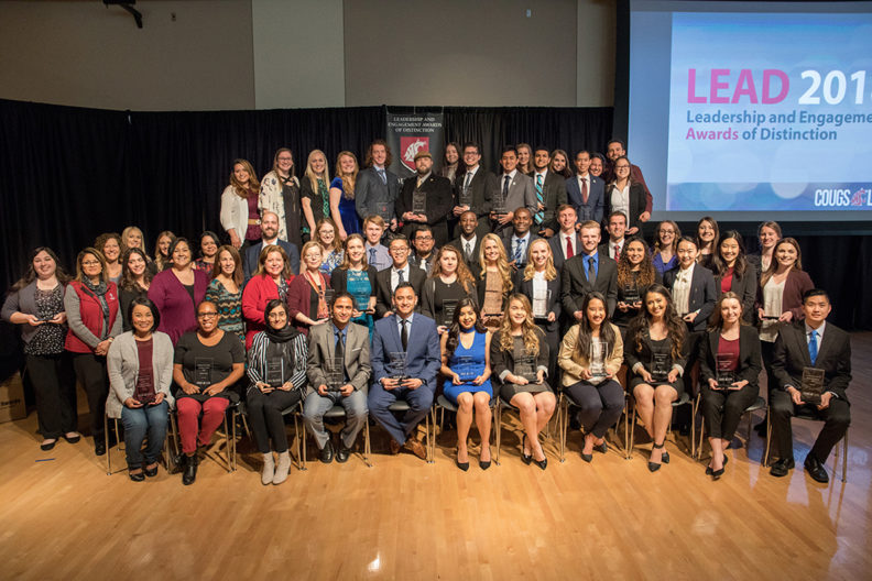 Leadership, Engagement Awards of Distinction winners for 2018