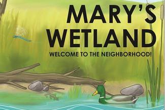 marys wetland logo