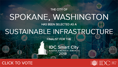 Vote for WSU in Smart City
