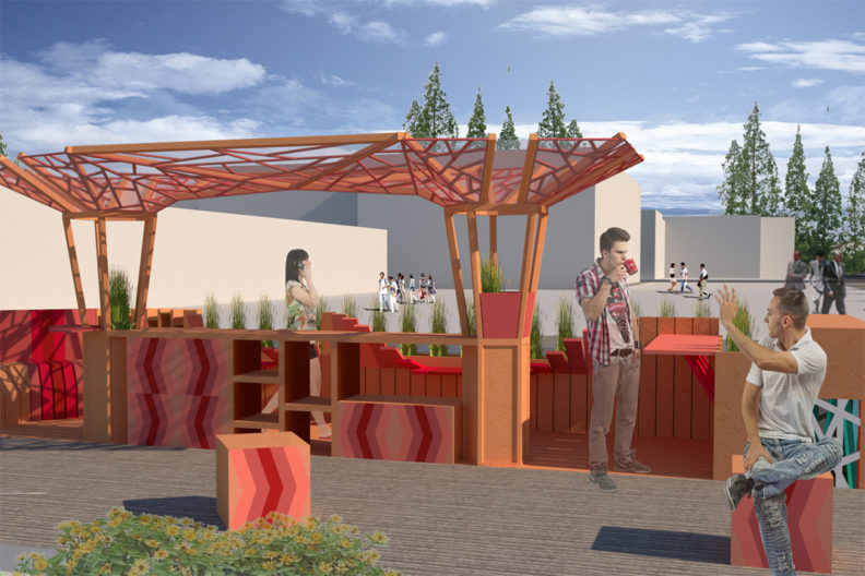 wsu-parklet-in spokane's-garland area