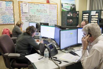WSU faculty members calling prospective students