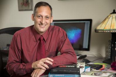 Matthew Jockers, named dean of WSU College of Arts and Sciences.