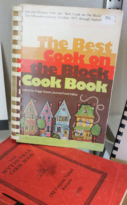 The Best Cook on the Block Cook Book and other cookbooks.