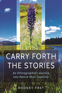 Cover of 'Carry Forth the Stories'.