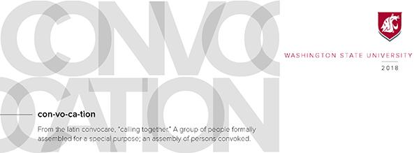 Convocation promotion banner.
