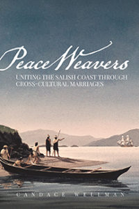 Cover of 'Peace Weavers'.