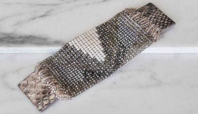 Bracelet cuff.