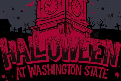 Celebrate Halloween at Washington State University.