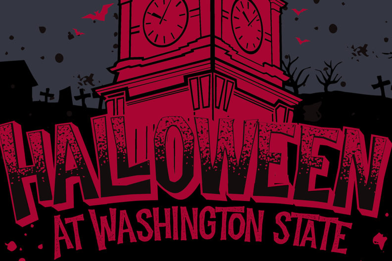 Celebrate Halloween at Washington State University.