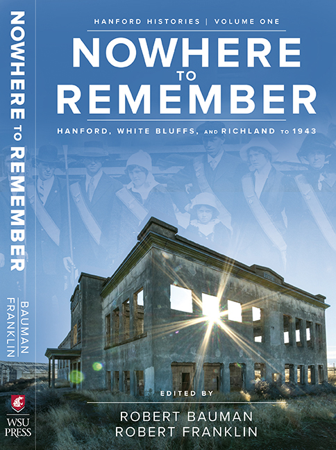 'Nowhere to Remember' book cover.