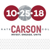 banner for celebrate carson college