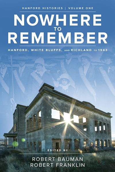 "book cover to ""Nowhere to Remember"""