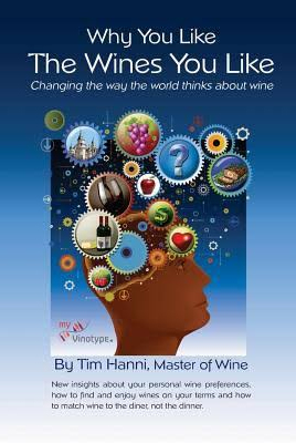 'Why You Like The Wines You Like' book cover.