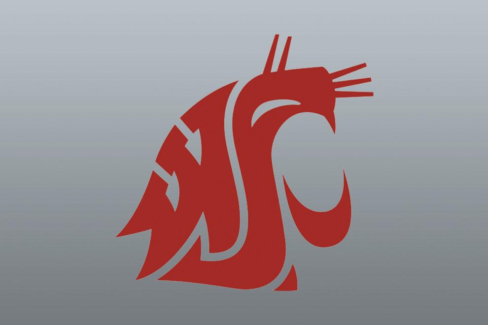 WSU cougar logo.