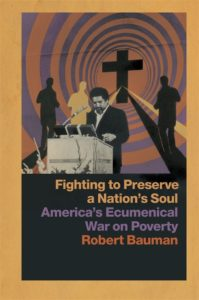 Book cover: 'Fighting to Preserve a Nation's Soul: America's Ecumenical War on Poverty'.