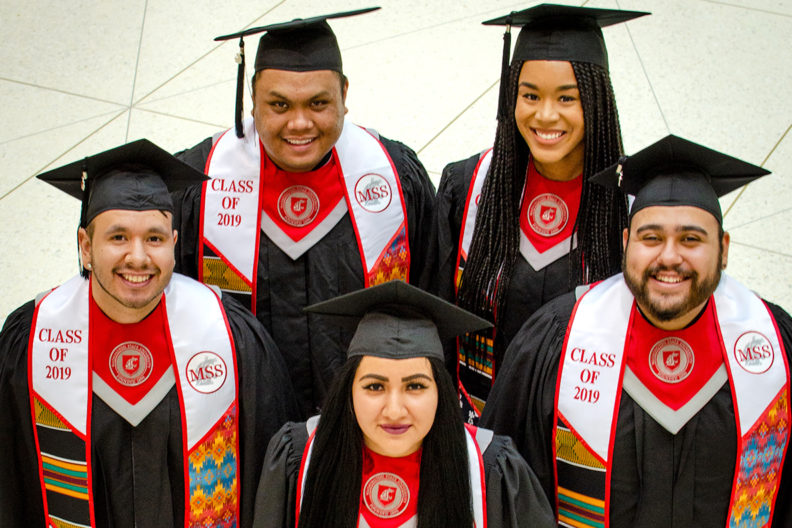 2019 WSU graduates