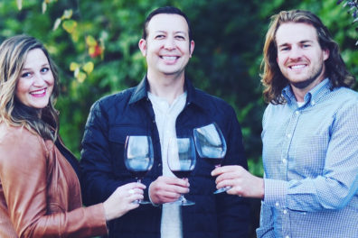 Fortuity Cellars is family-owned by Lee and Emily Fergestrom and co-operated with longtime friend and winemaker, Johnny Brose.