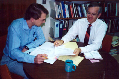 WSU Regents Professor Don Dillman.