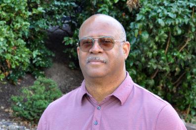 Closeup of Darrell Jackson