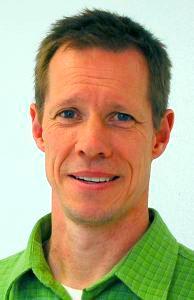 Closeup of Mark Lange.