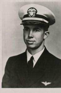 Closeup of Lt. Harry L. Cole