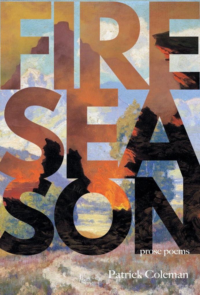 'Fire Season' book cover.
