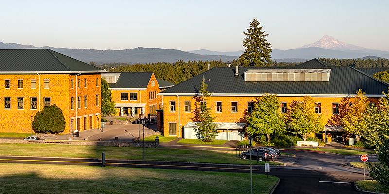 WSU Vancouver campus.