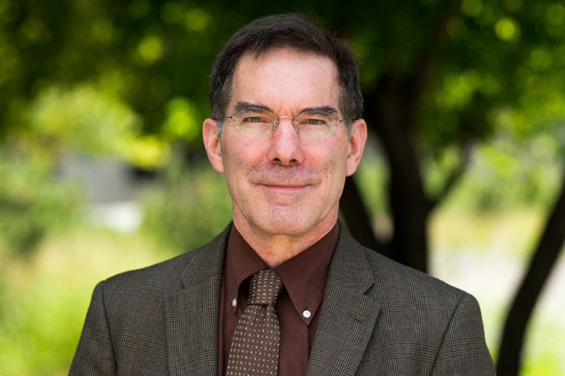 Closeup of Robert McMaster