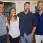 Veneice Guillory-Lacy with Siblings