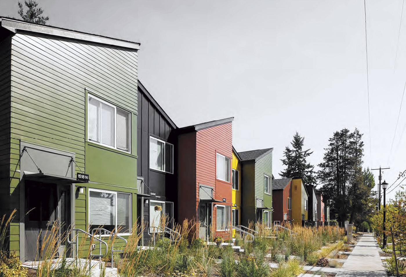 Modular homes in Kirkland