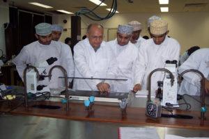 Mushtaq Memon in Oman