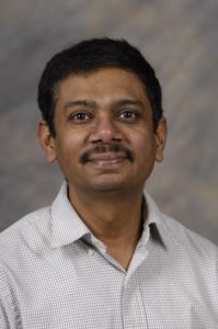 Closeup of Mani Venkatasubramanian