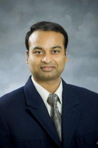 Closeup of Anurag Srivastava