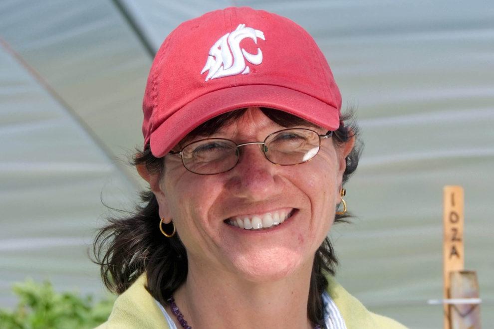 Closeup of Carol Miles