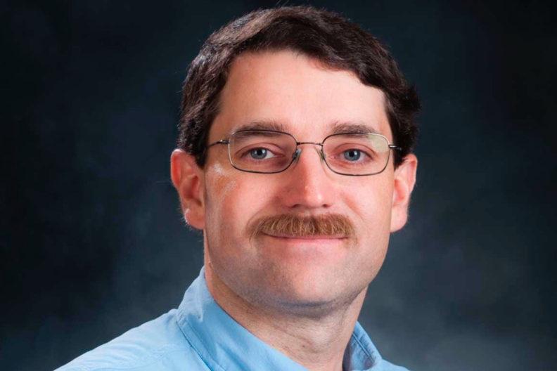 Closeup of Tadd Wheeler