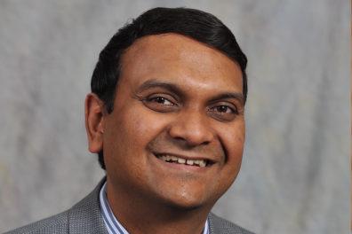 Closeup of Arvin Sahaym