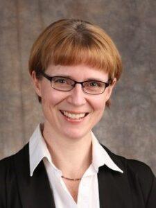 Astrid Ensslin portrait