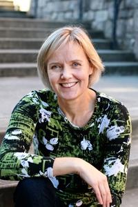 Christine Portfors portrait