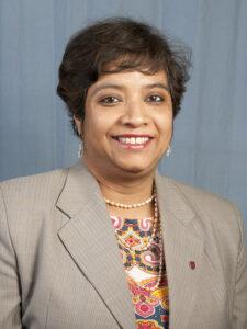Susmita Bose.