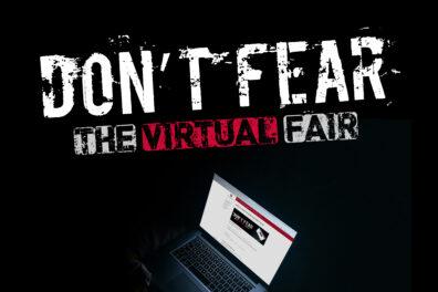 Don't fear the virtual fair.