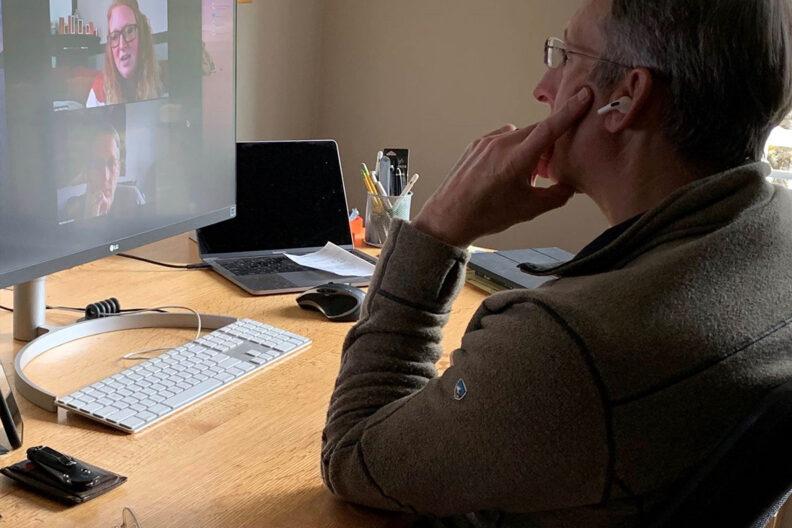 Lara Mechling speaks with Matt Jockers
