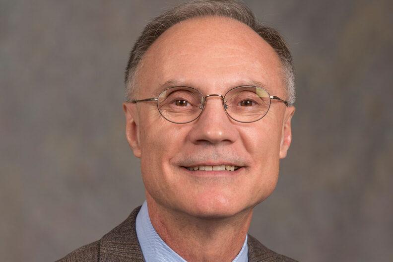 Closeup of Mike Trevisan