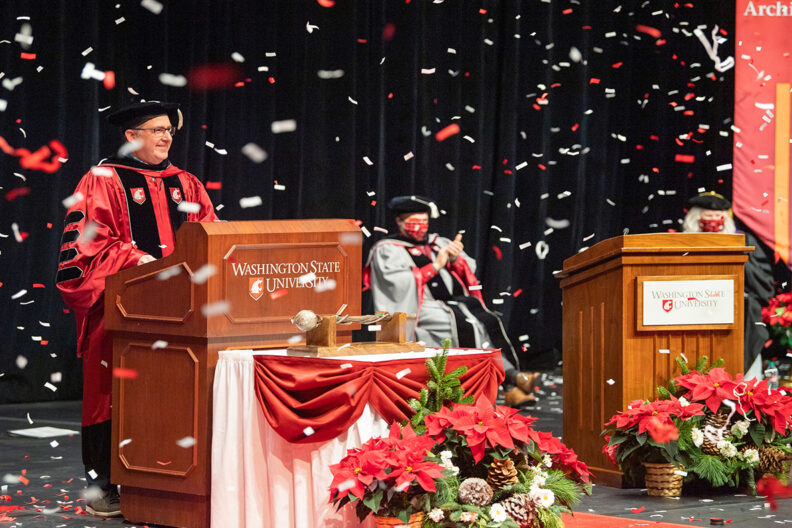 wsu fall 2020 commencement ceremony